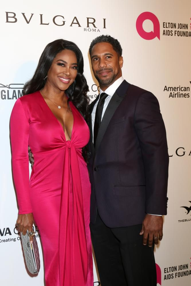 Kenya Moore Gives Birth to a Baby Girl Named Brooklyn Doris with Husband Marc Daly