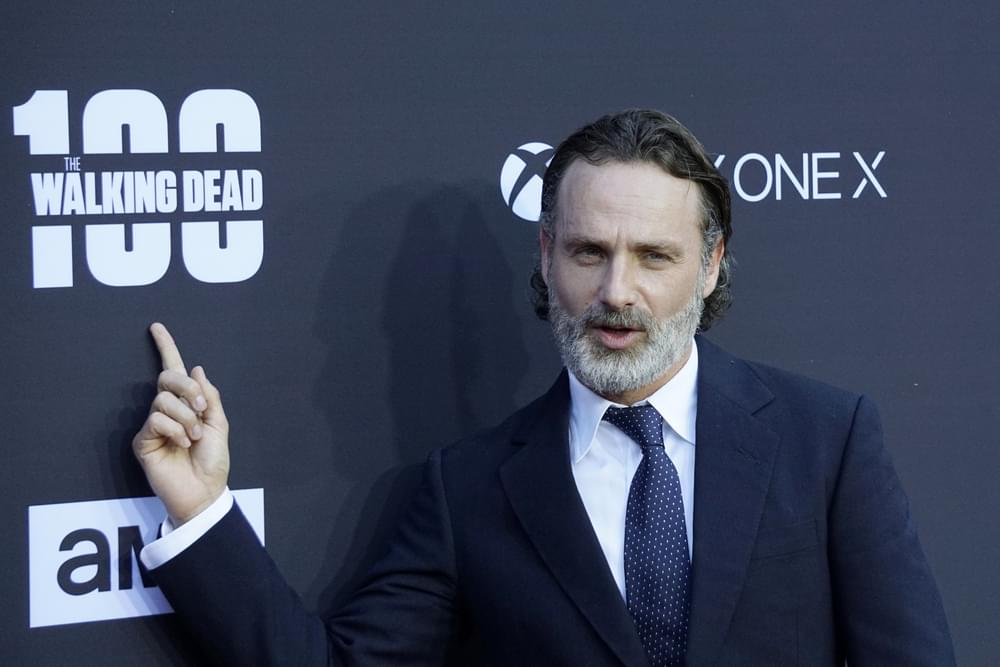"""Andrew Lincoln to Continue As """"Rick Grimes"""" in The Walking Dead Movies"""