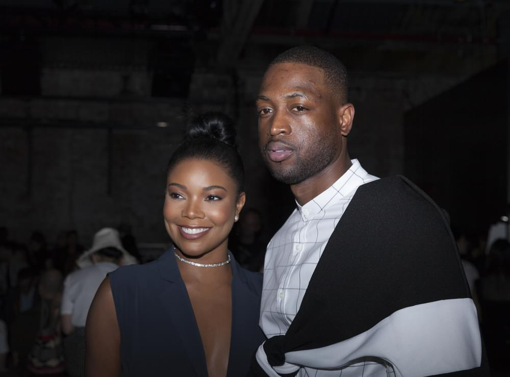 Gabrielle Union & Dwyane Wade Welcome New Baby Girl!! (PHOTOS)