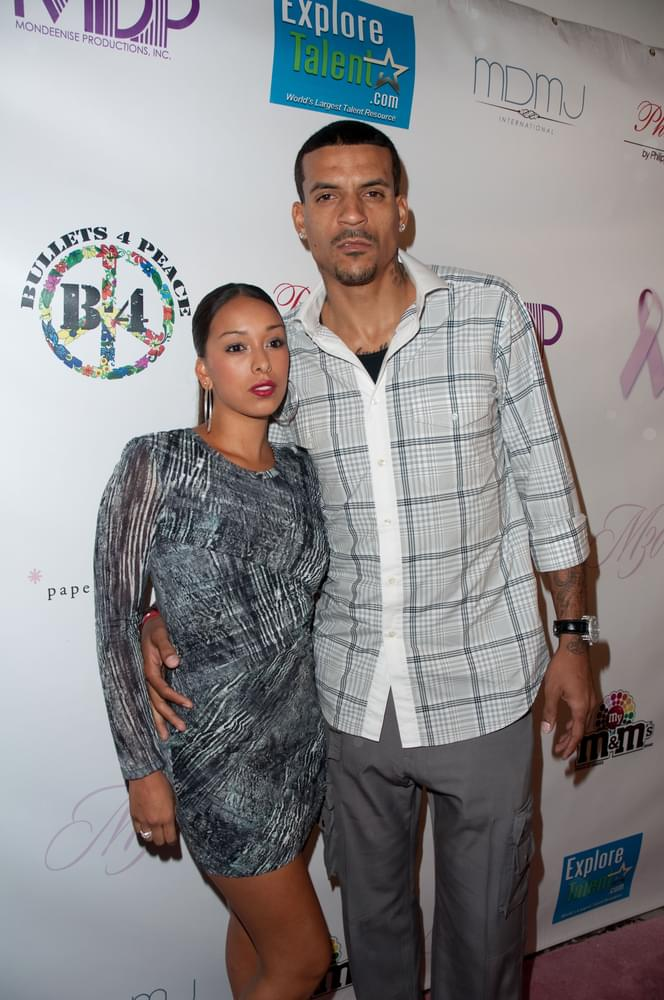 Matt Barnes Wins Sole Legal and Physical Custody of His Twins from Gloria Govan