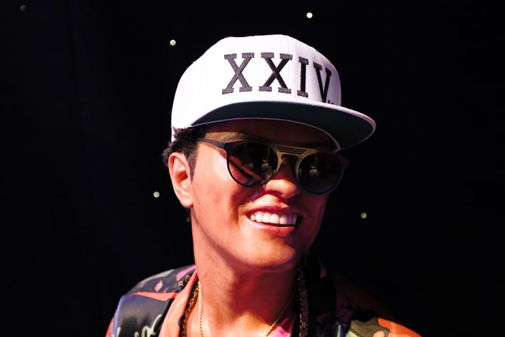 Bruno Mars is Donating Thanksgiving Meals to 24K People in His Home State of Hawaii