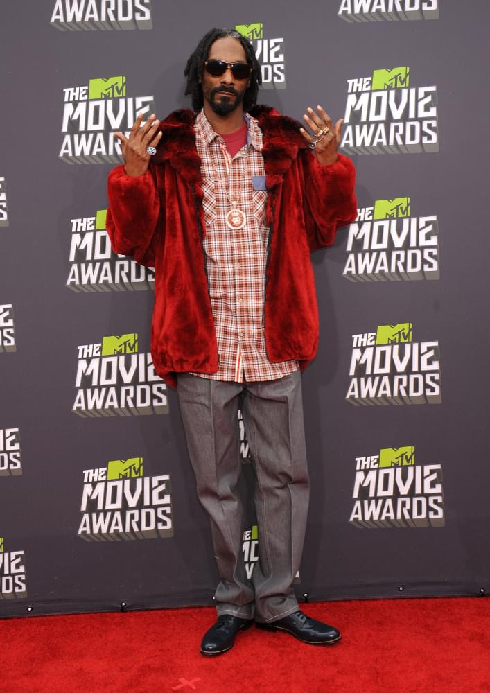 Snoop Dogg to Receive Star on the Hollywood Walk of Fame