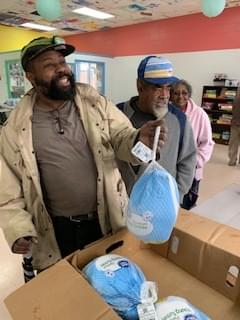 2018 The Steve Harvey Morning Show Annual Turkey Giveaway
