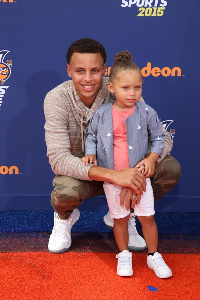 Steph Curry Replies to a 9-Year-Old Girl Wanting to Know Why Curry 5s Don't Come in Girl Sizes