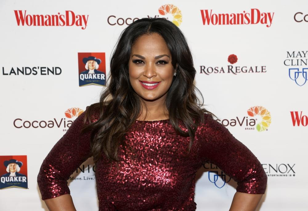 Laila Ali Accidentally Hits A Pedestrian In Parking Lot