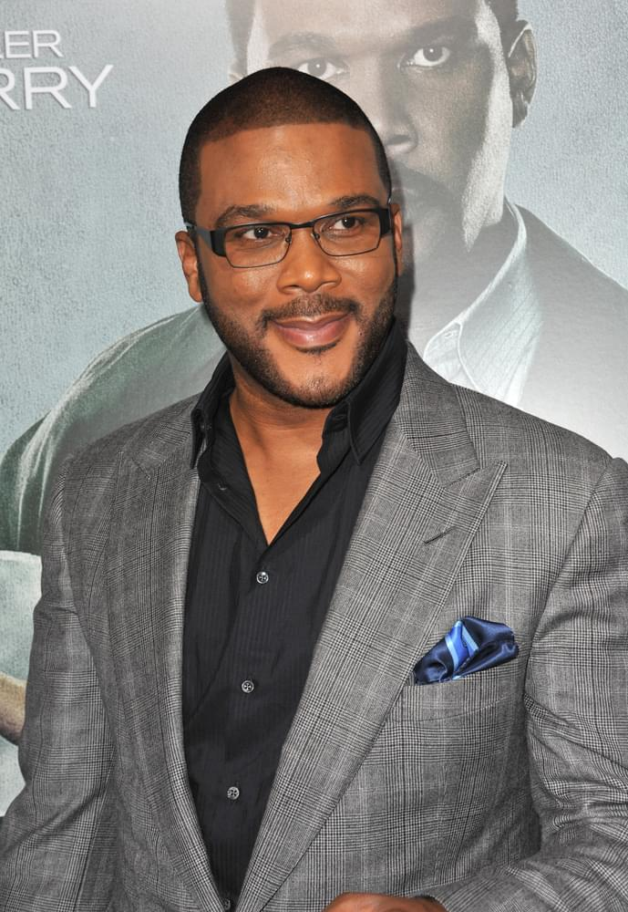 Tyler Perry Blesses Walmart Shoppers by Paying for Layaway Items