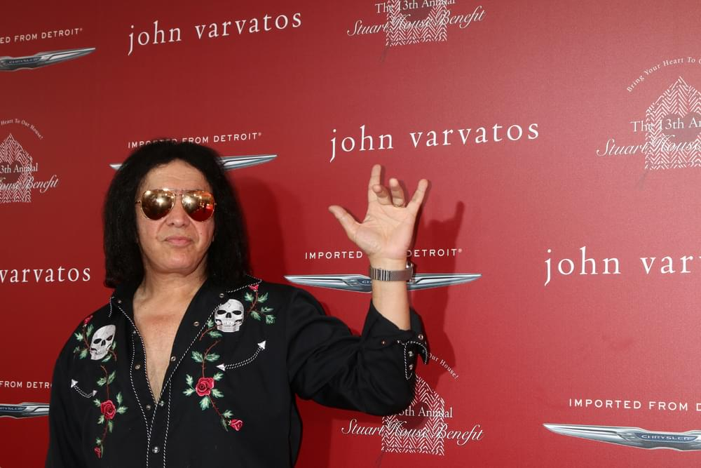 Gene Simmons Being Sued by Woman Claiming He Touched Her Vagina