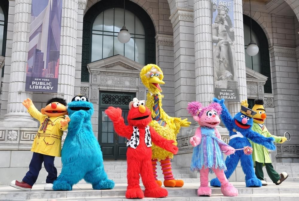 """Sesame Street"" Introduces The First Homeless Muppet"