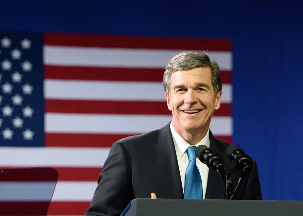 NC House of Reps Override Gov. Roy Cooper's Voter ID Veto