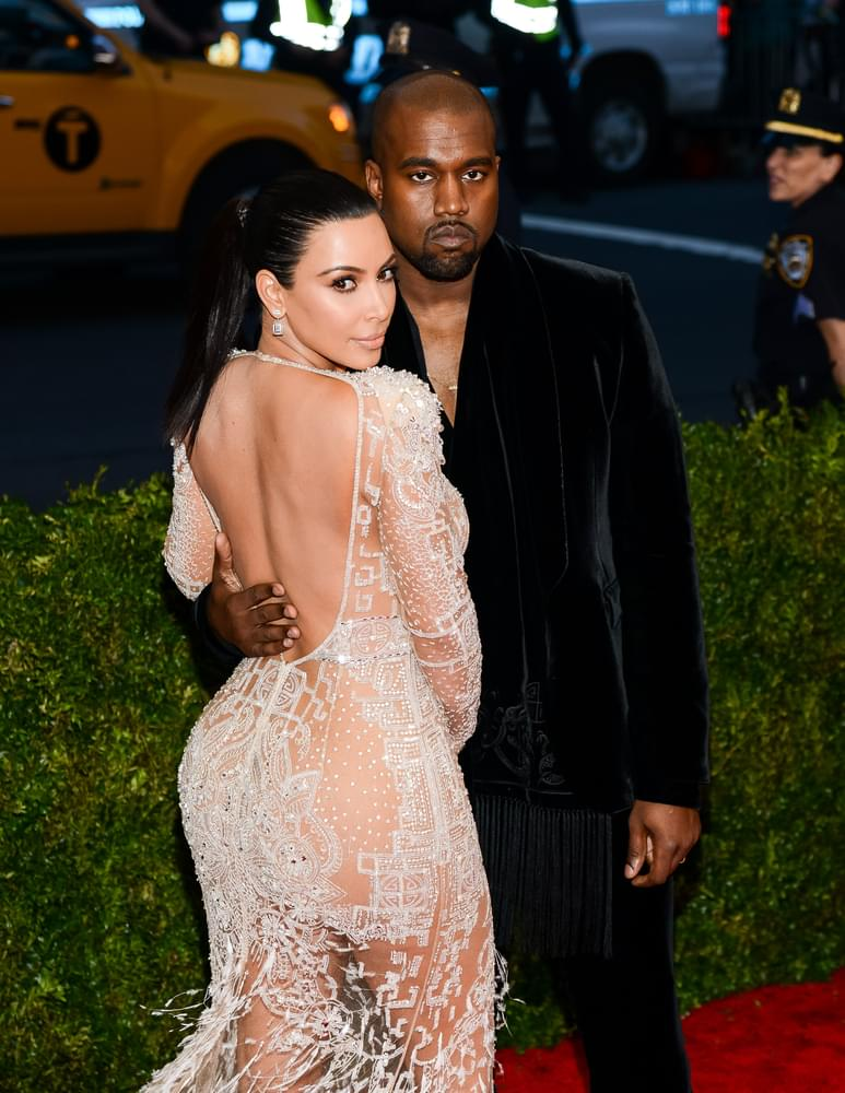 Kim & Kanye West Reportedly Expecting Their 4th Child