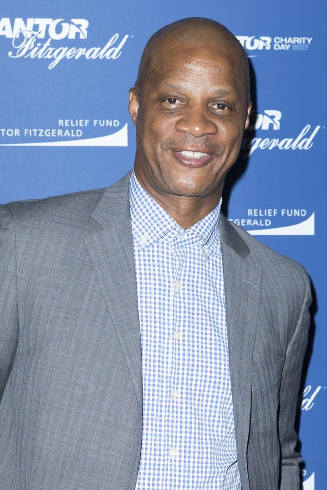 Darryl Strawberry Says Marijuana Is A Gateway Drug and It Shouldn't Be Legalized for Pain Management [Video]