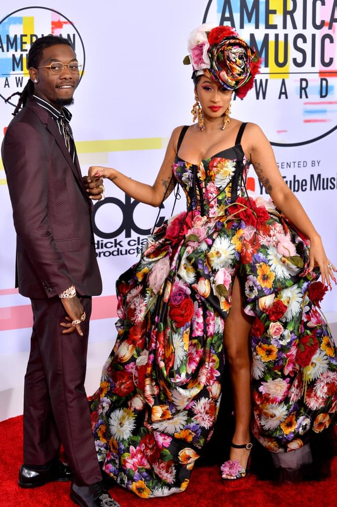 Cardi B and Offset Are Reportedly Working On Their Marriage
