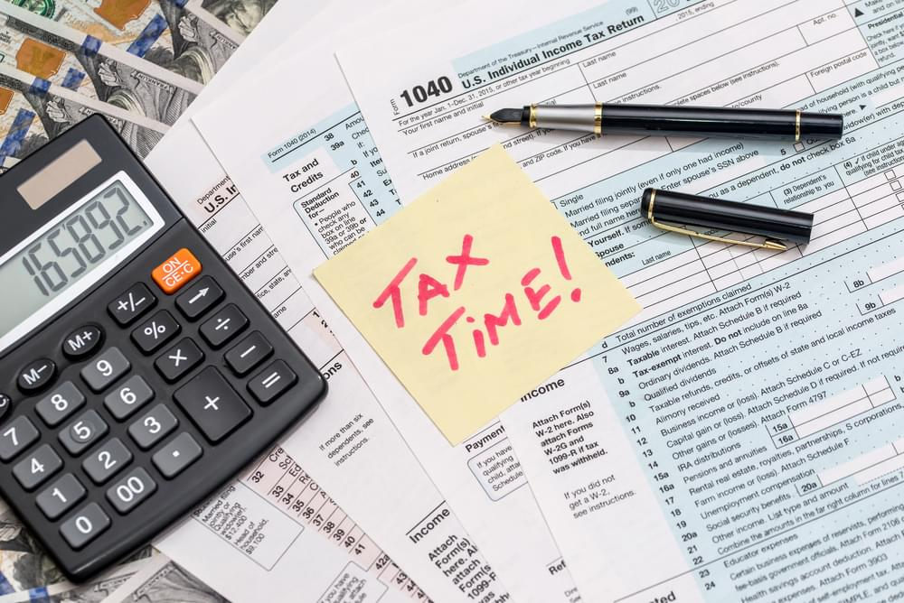 Today Starts Tax Filling Season