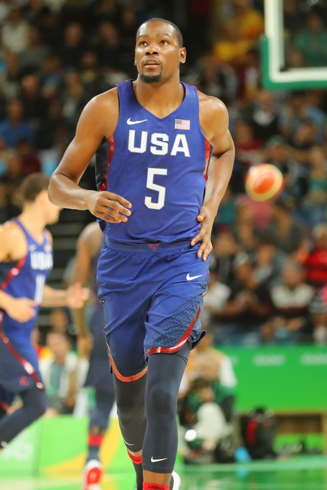 Kevin Durant Opens Education Center in his Hometown