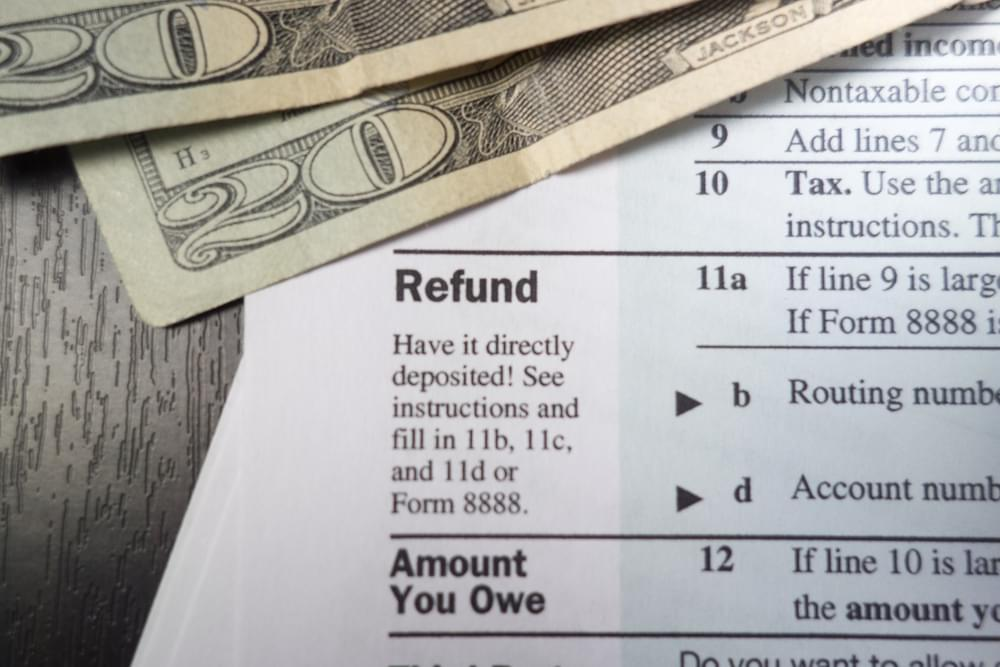 Your Tax Refund May Be Lower Than Usual This Year. Here's Why..