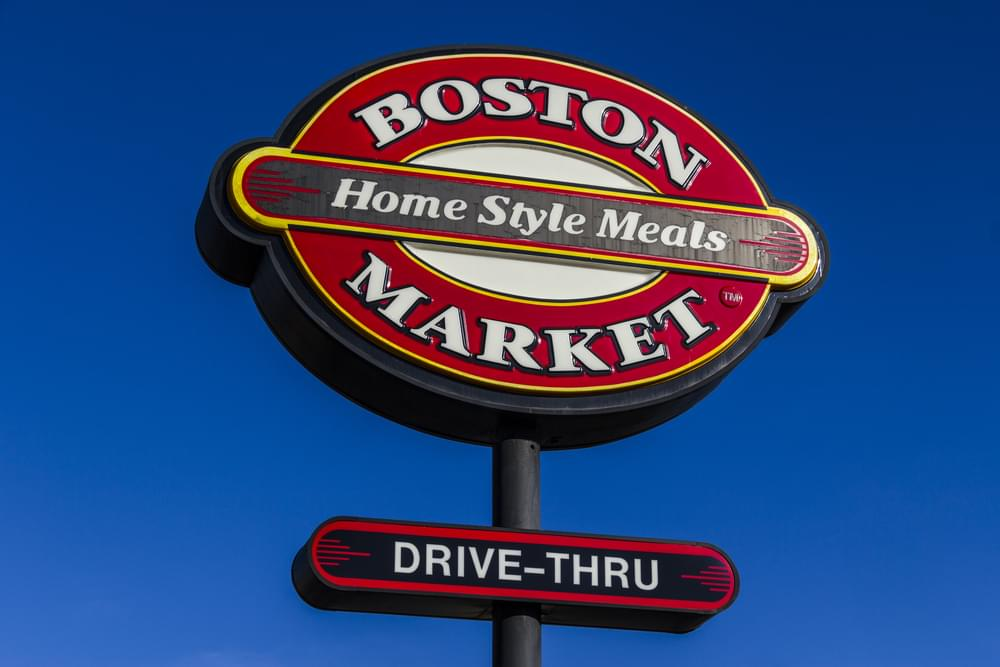 Boston Market Recalls 86 Ton of Frozen Meals After Complaint of Glass and Plastic