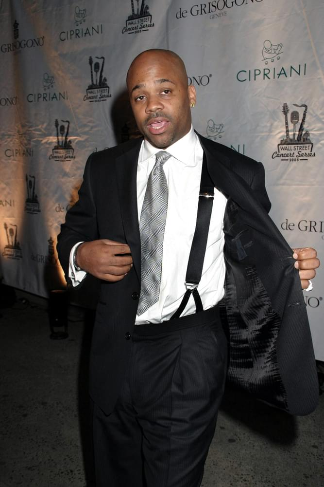 Damon Dash Turns Himself in After 3 Year Warrant for Unpaid Child Support