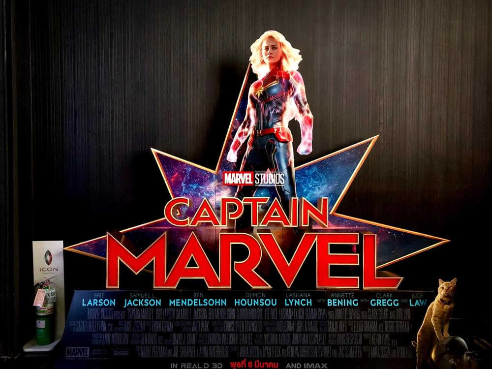 """""""Captain Marvel"""" Has a Great Opening Weekend with $455 Million Worldwide"""