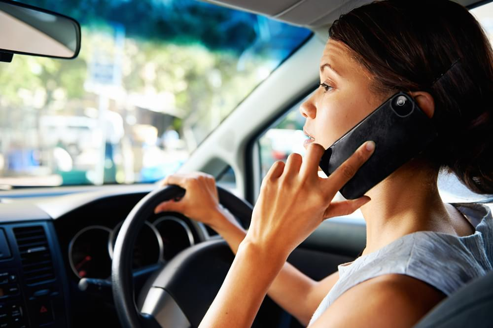 North Carolina May Soon Ban Talking on the Phone While Driving