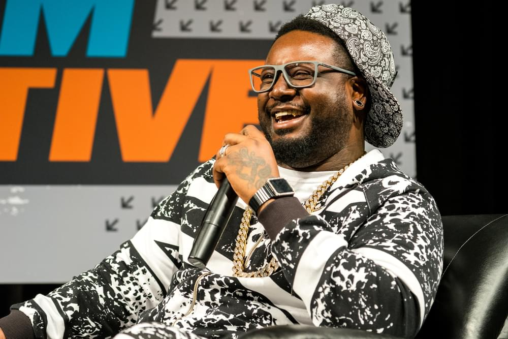 ECU Announces T-Pain as Barefoot of the Mall Headliner