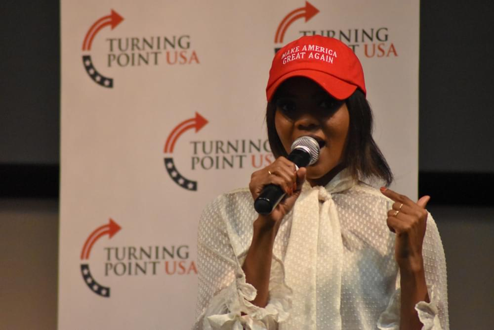 Candace Owens Says Hitler Wanting Nationalism Was Fine, Its Globalism Thats the Issue (WATCH)
