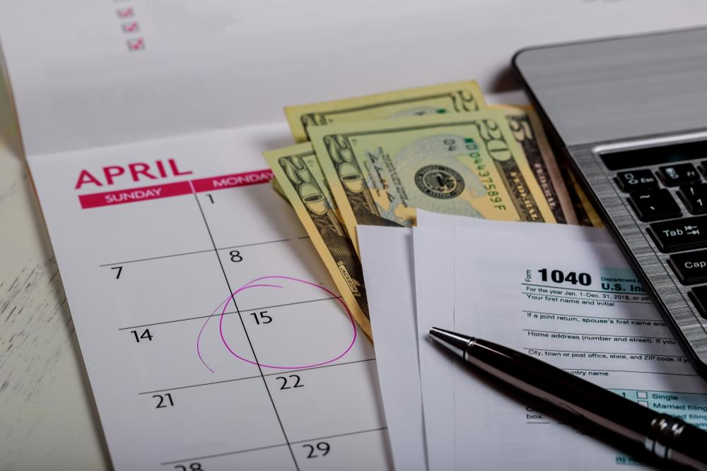 Tax Day Deadline is Today