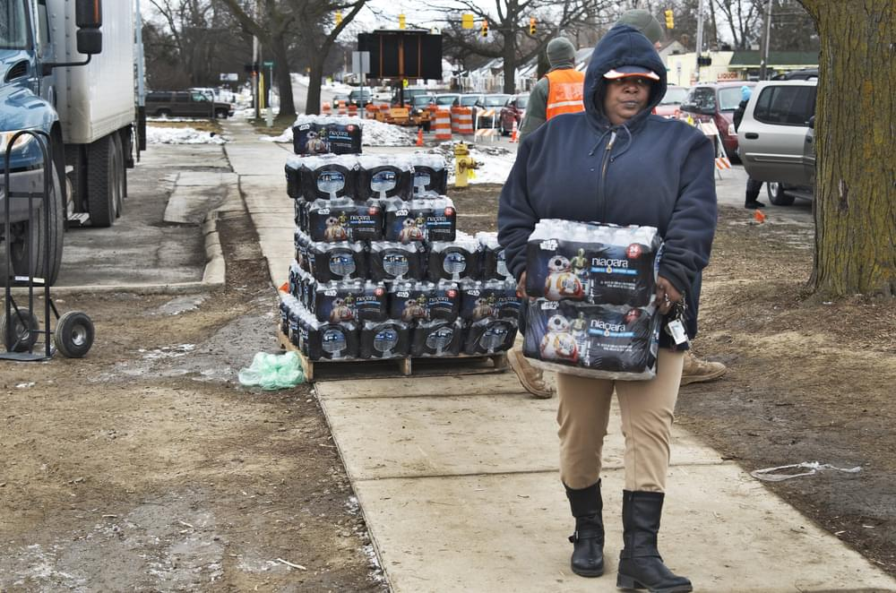 Flint, MI Residents Can Now Sue the Federal Government Over Water Crisis