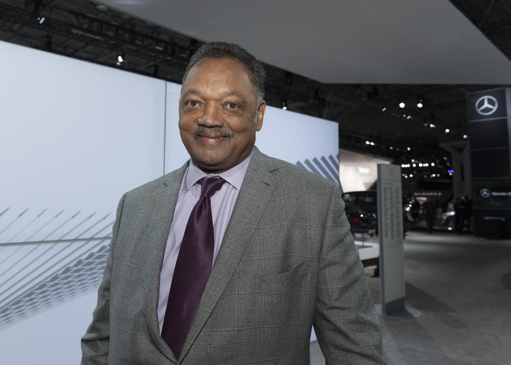 Jesse Jackson Coming to New Bern Today