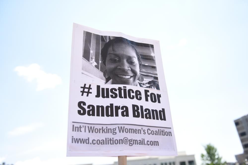 New Video Revealed in Sandra Bland Case