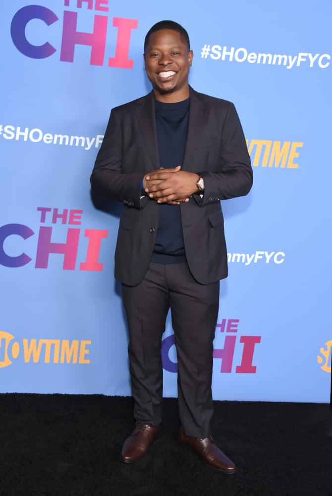 """Jason Mitchell Dropped from """"The Chi"""" After Misconduct Allegations"""