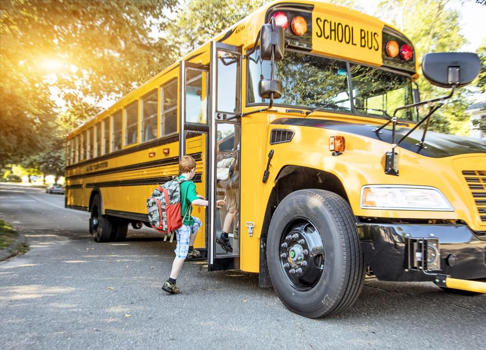 Six Students Taken to Hospital After Pitt County Bus Accident
