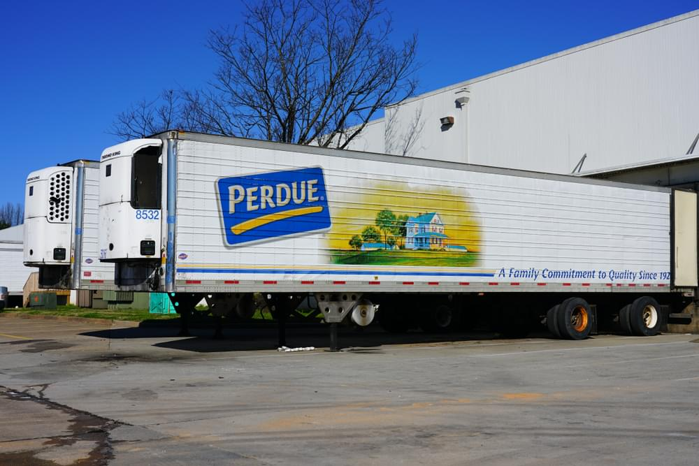 Perdue Food Recall 32,000 Pounds of Chicken