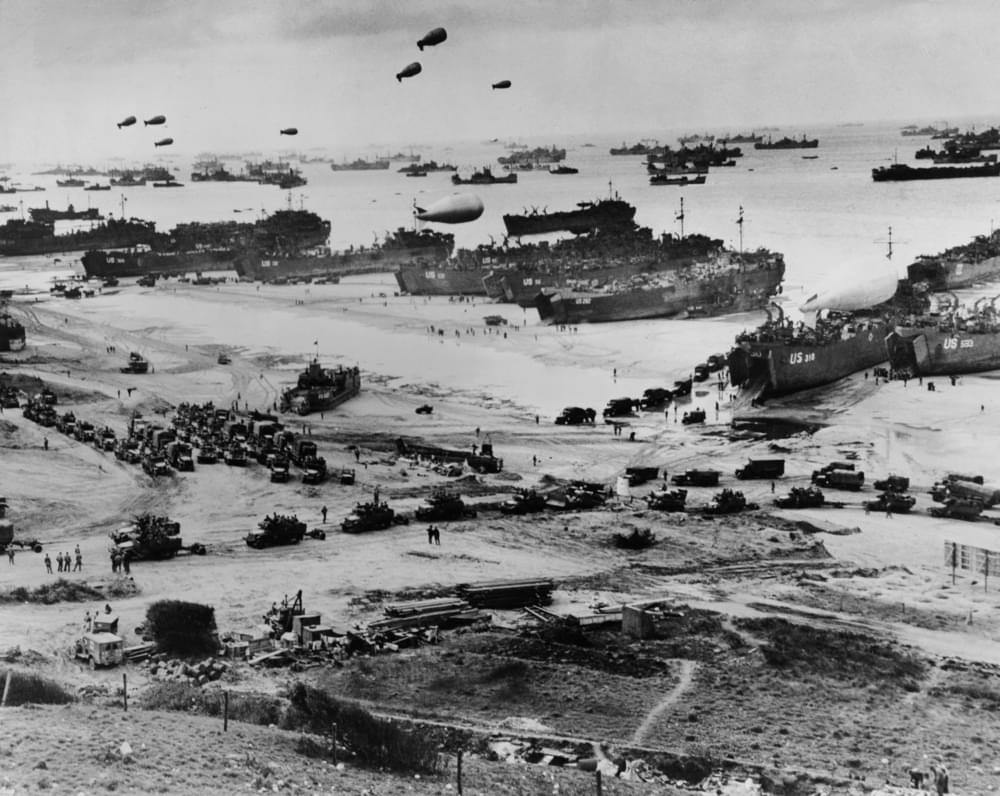Recognizing the Black Soldiers Who Served on D-Day