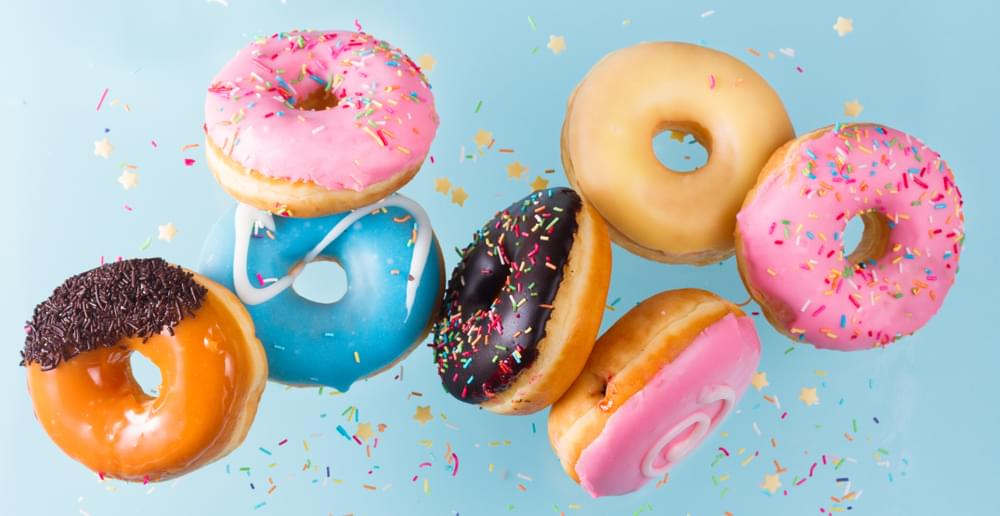 Its National Donut Day! Free Donuts!