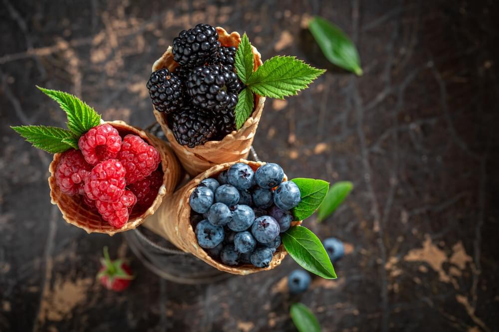 Harris Teeter & Kroger Recall Frozen Berries for Possible Hepatitis A Contamination