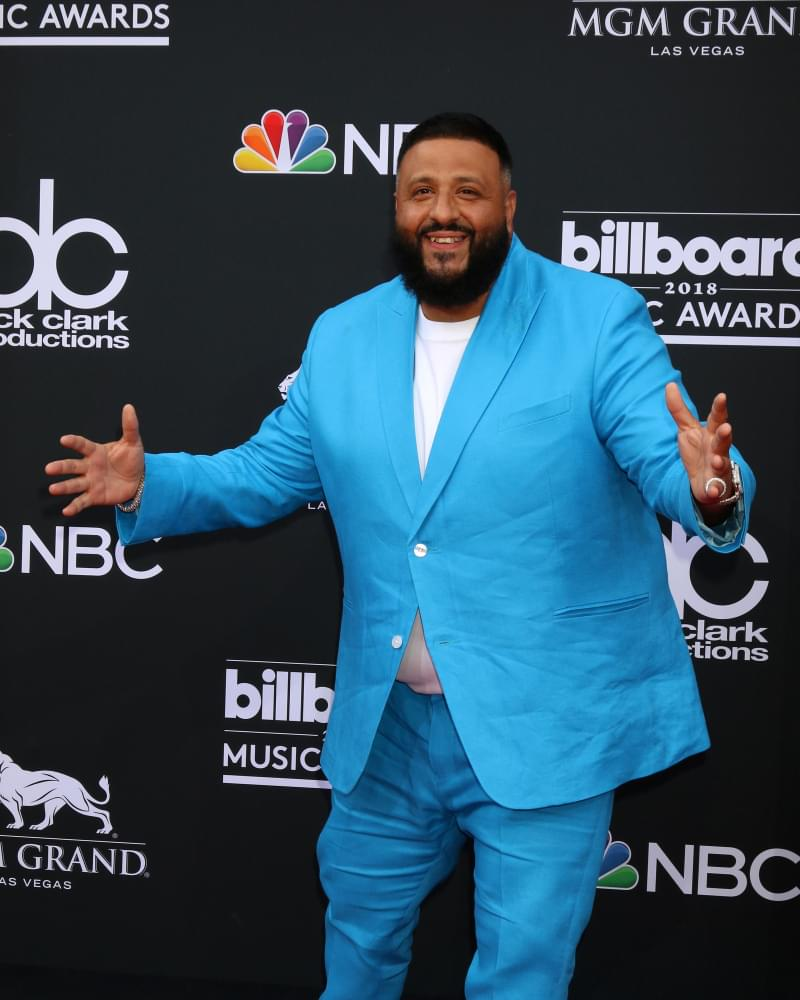 """DJ Khaled Feels He Was """"Cheated"""" Out of Having the #1 Album, Allegedly Plans to Sue Billboard"""