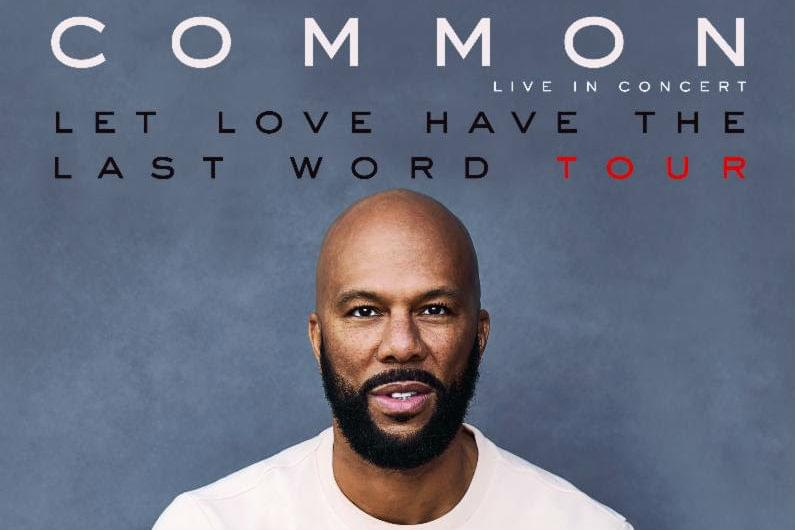 "Common – ""Let Love Tour"""