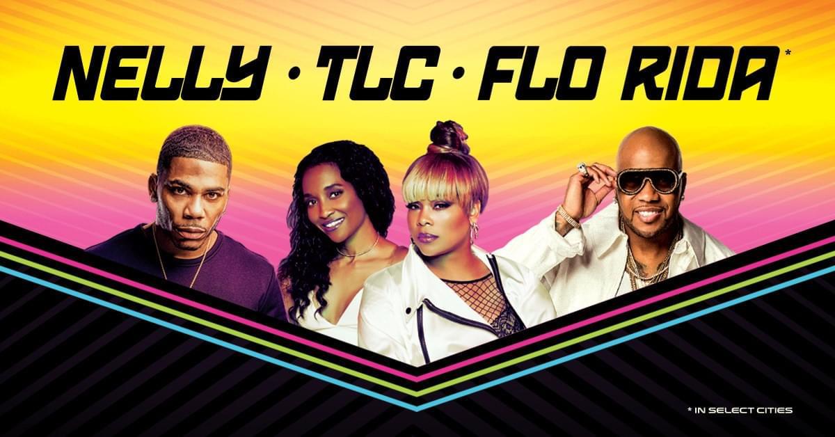 Nelly TLC &  Flo Rida
