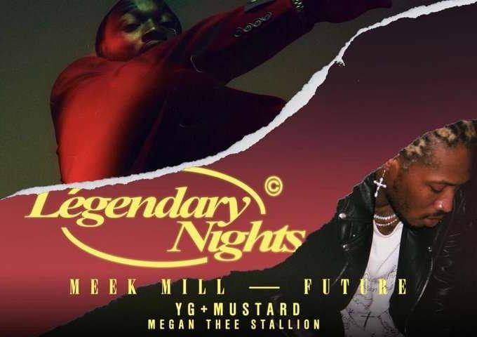 Legendary Nights Tour Meek Mills & Future