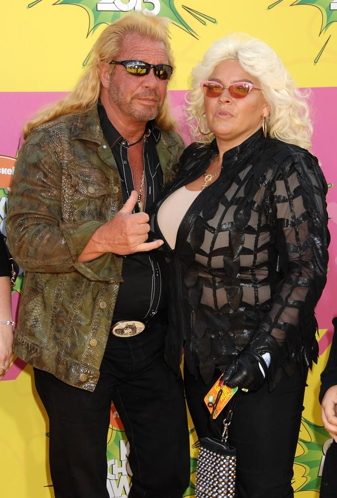 Dog the Bounty Hunter's Wife Beth Chapman in a Medically-Induced Coma