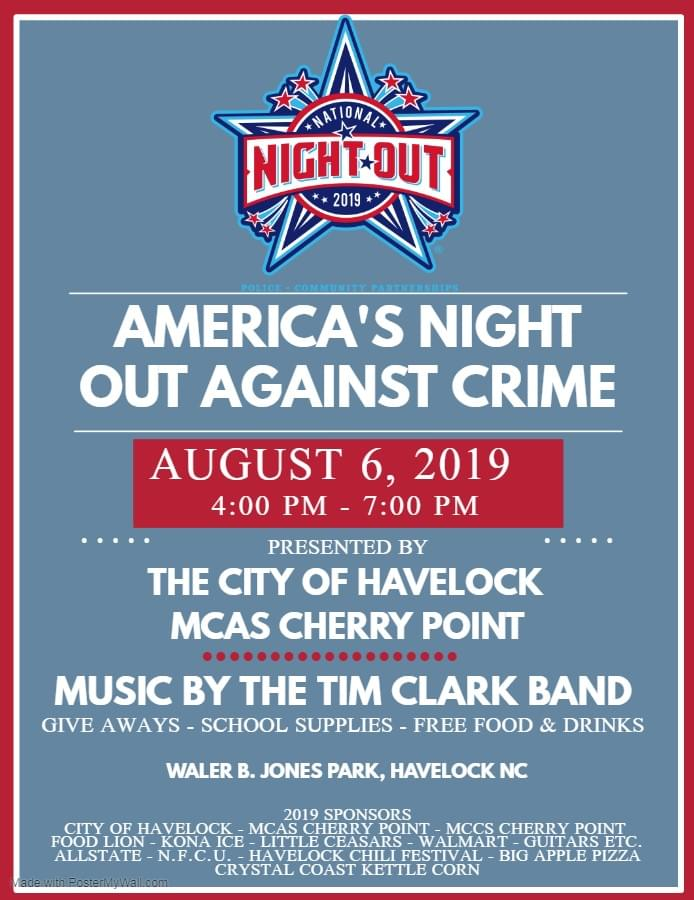 Havelock National Night Out