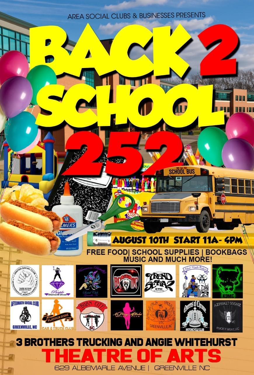 BACK 2 SCHOOL 252