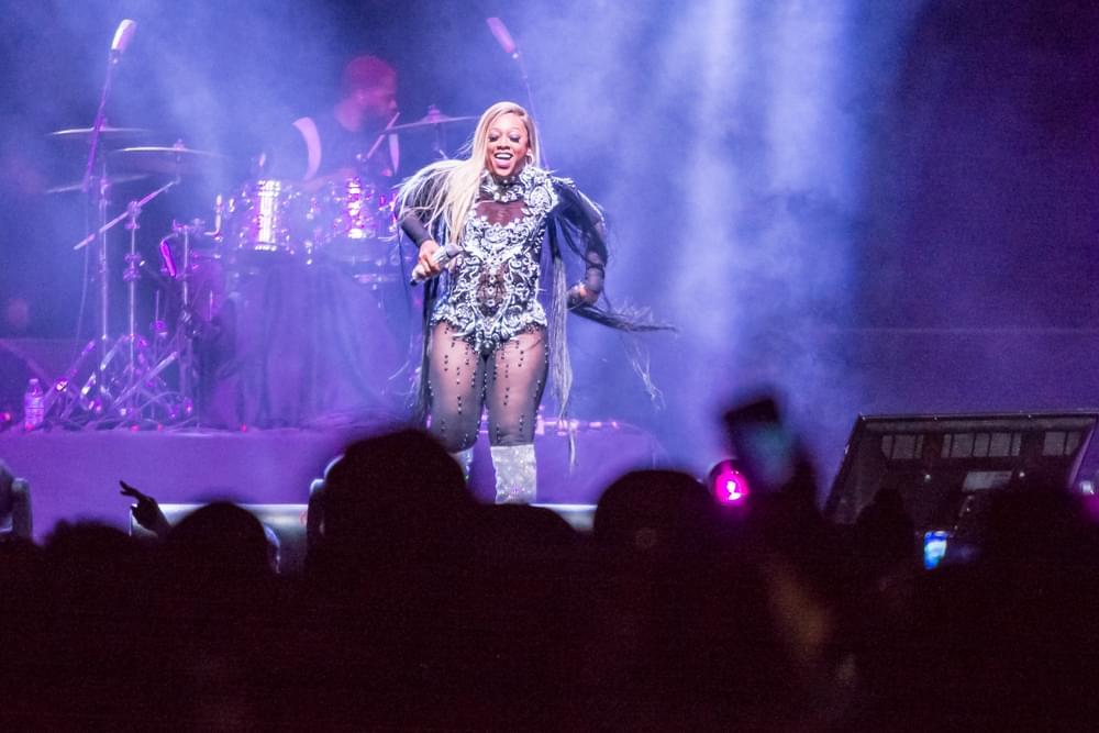 Trina Says There is No Beef Between Her & Nicki Minaj