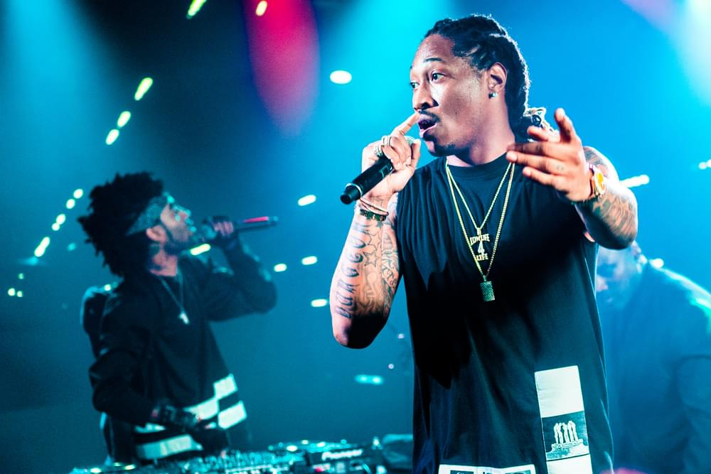 Future's 7th Baby Mother Wants Child Support
