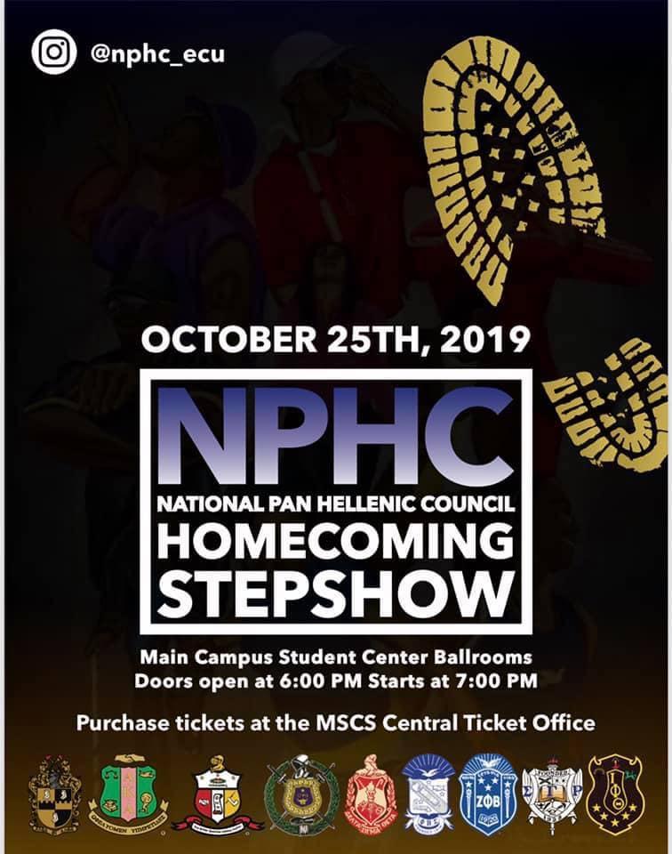 ECU Homecoming Stepshow