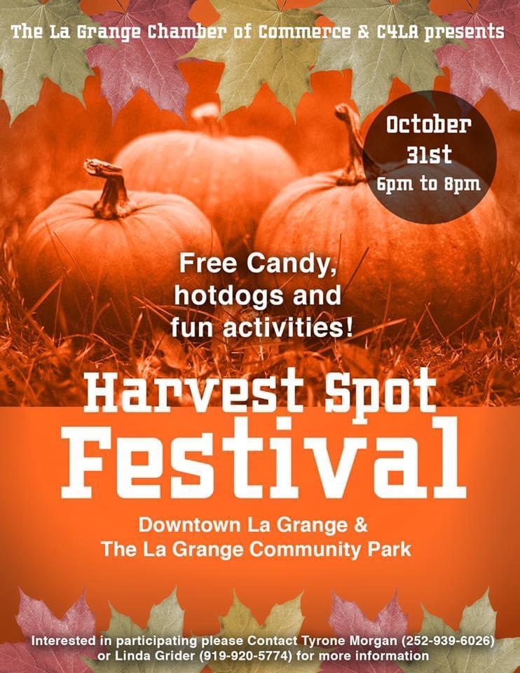 Harvest Spot Festival