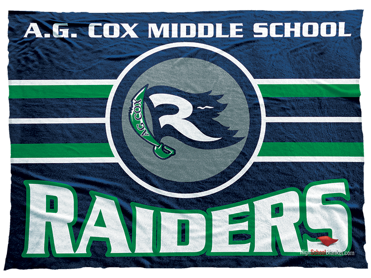 AG COX MIDDLE SCHOOL RAIDERS REACHING OUT