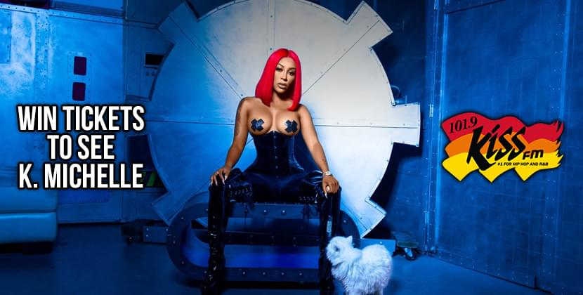 Win Tickets To See K Michelle Live