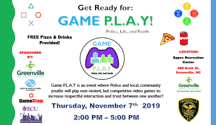 Get Ready for Game Play