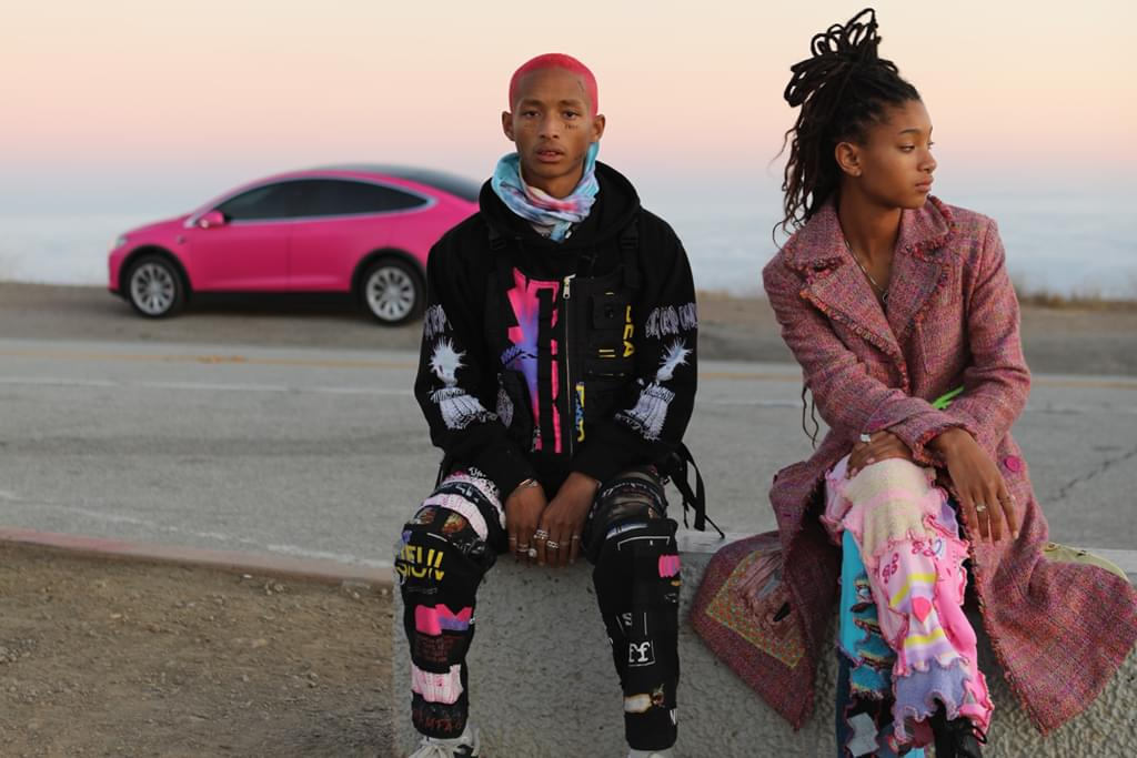 Jaden and Willow Smith